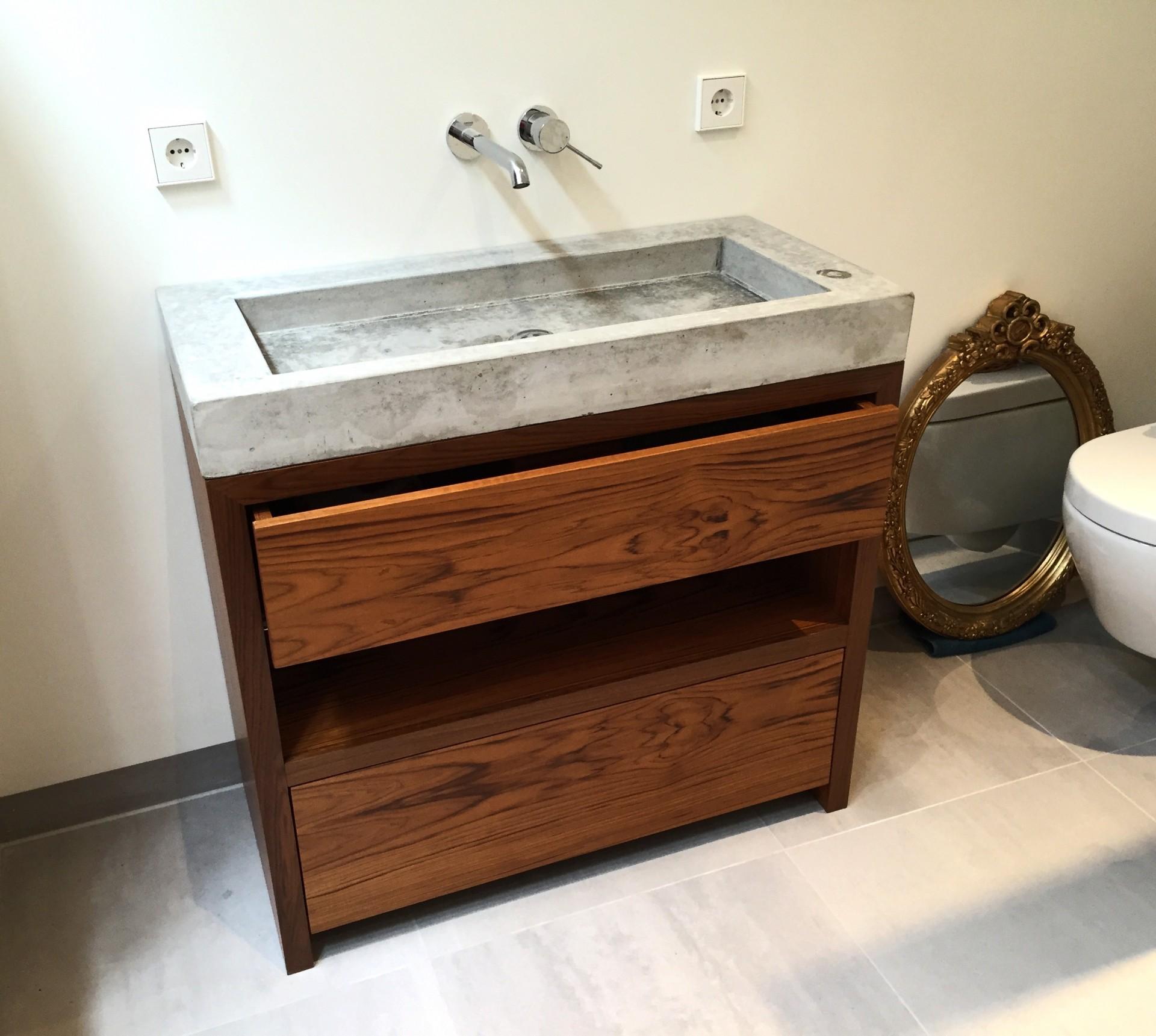 Badkamer kast – Jaap van Ulden